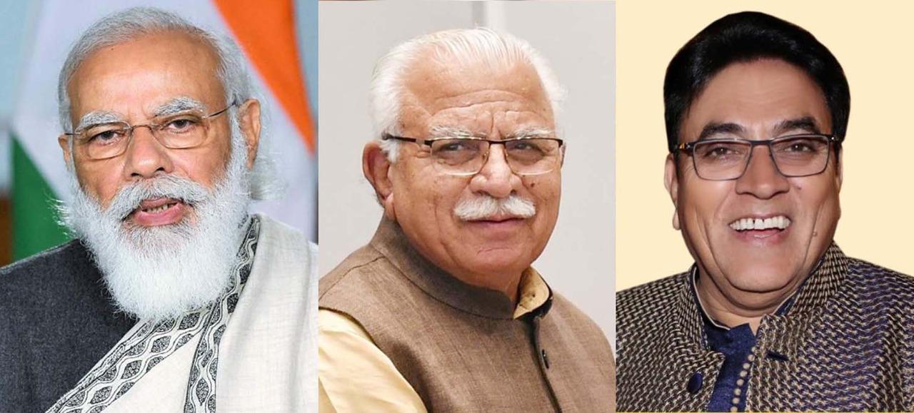 नमो के आत्मनिर्भर भारत का सपना मनो करेंगे साकार: बोधराज सीकरी