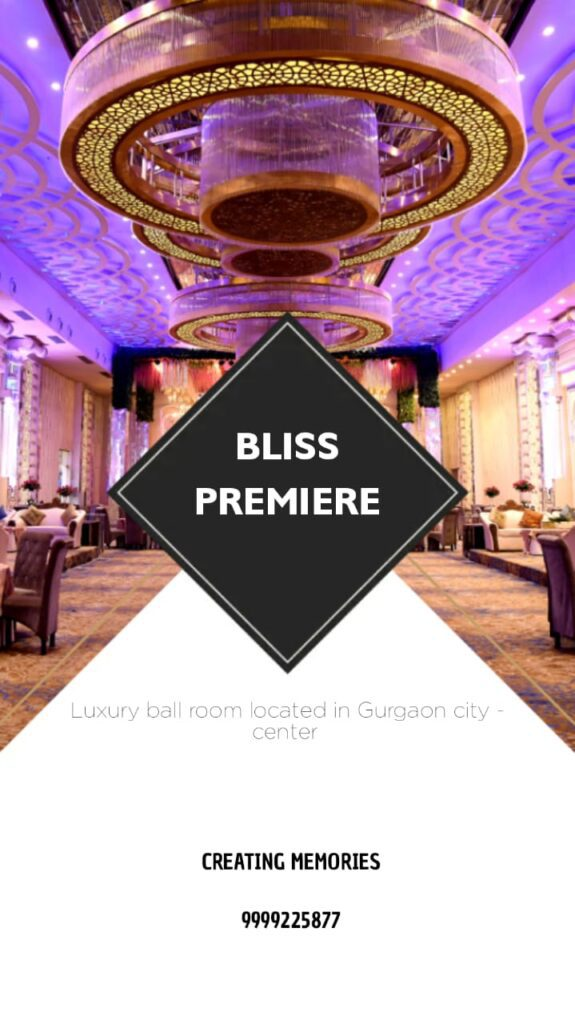 Bliss Premiere Banquet and Conventions
