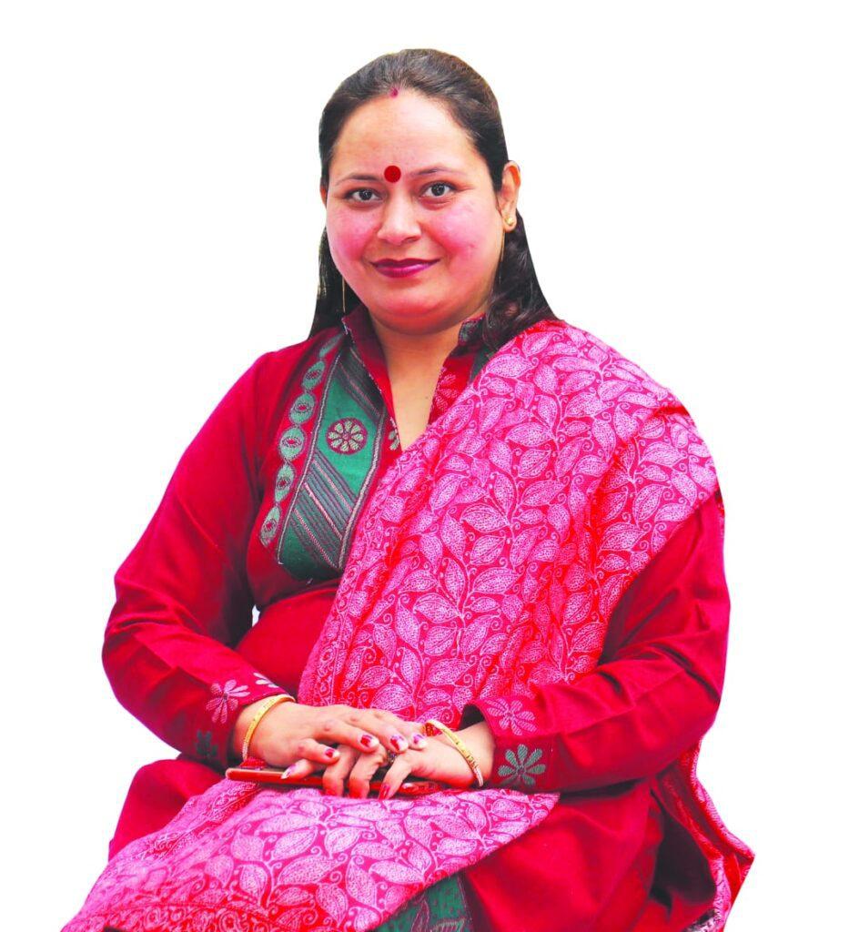 Anjali Rahi (Social Activist)
