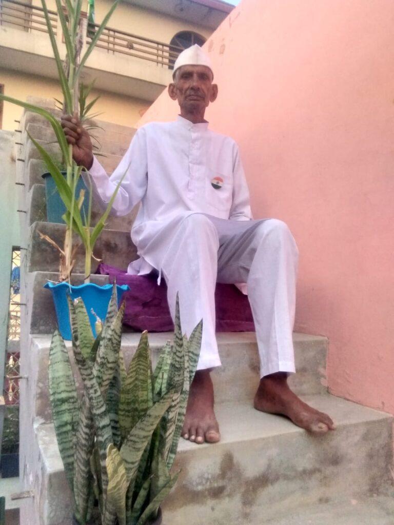 Tree Man – Rao Balwant Singh
