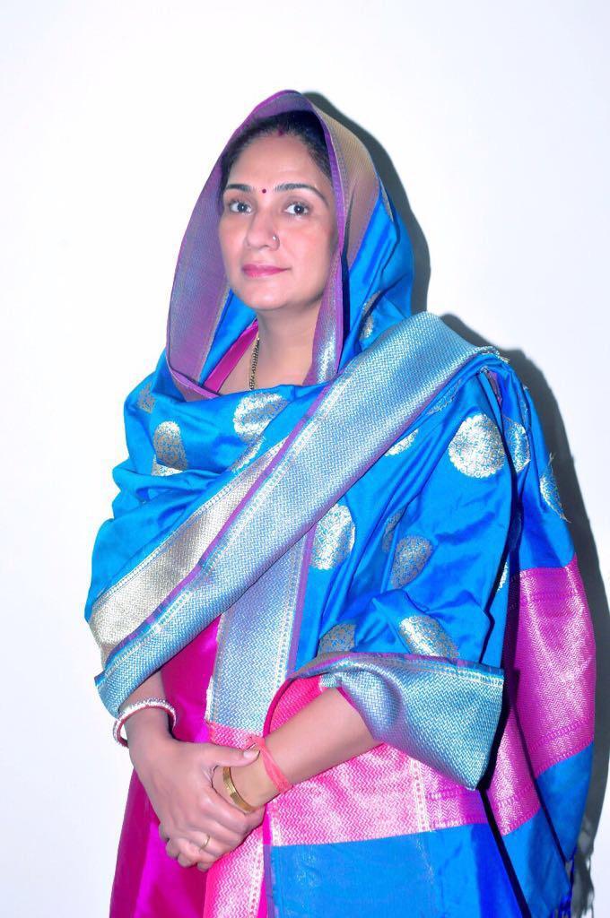 Kusum Yadav (Councillor, Ward No. 35)