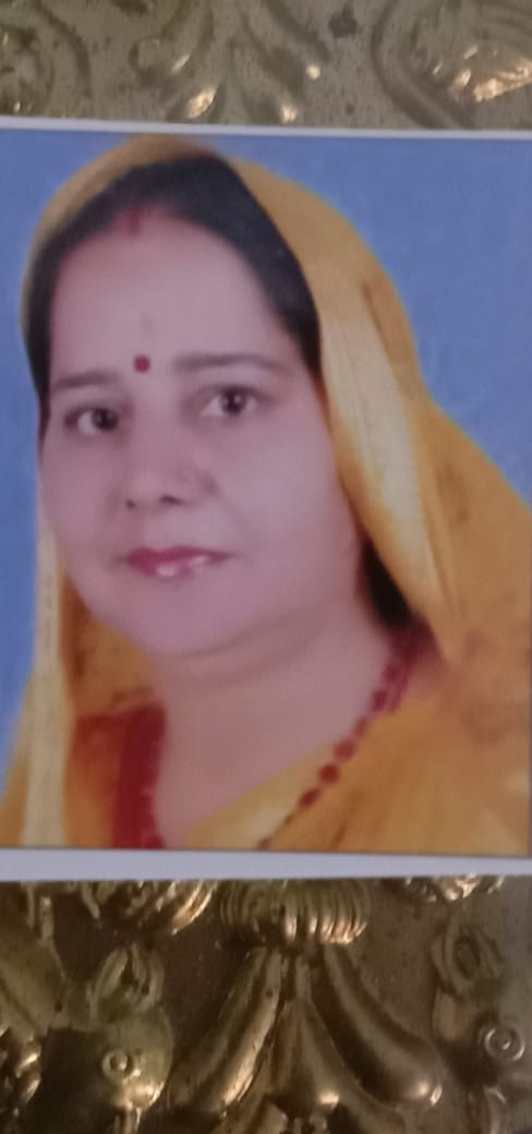 Raj Bala Sharma (Social Activist)