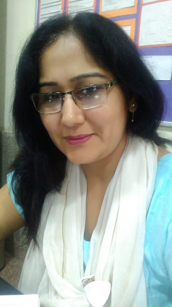 Zenith Chaudhary (Social Activist)