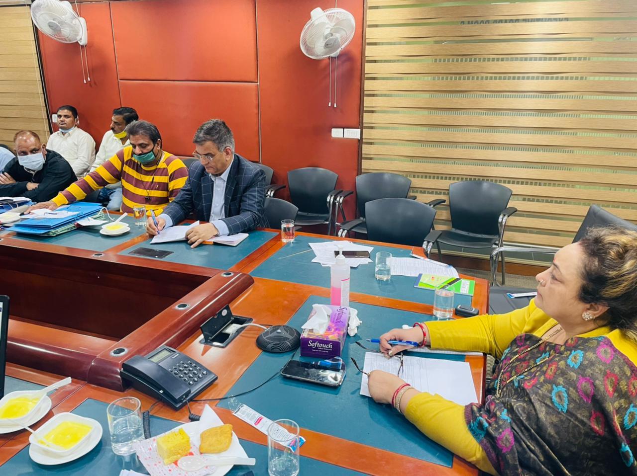 Mayor Madhu Azad