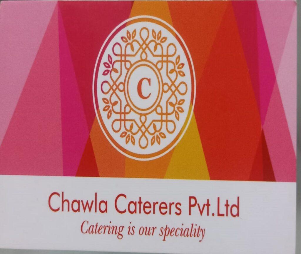 Chawla Caterers Pvt. Ltd