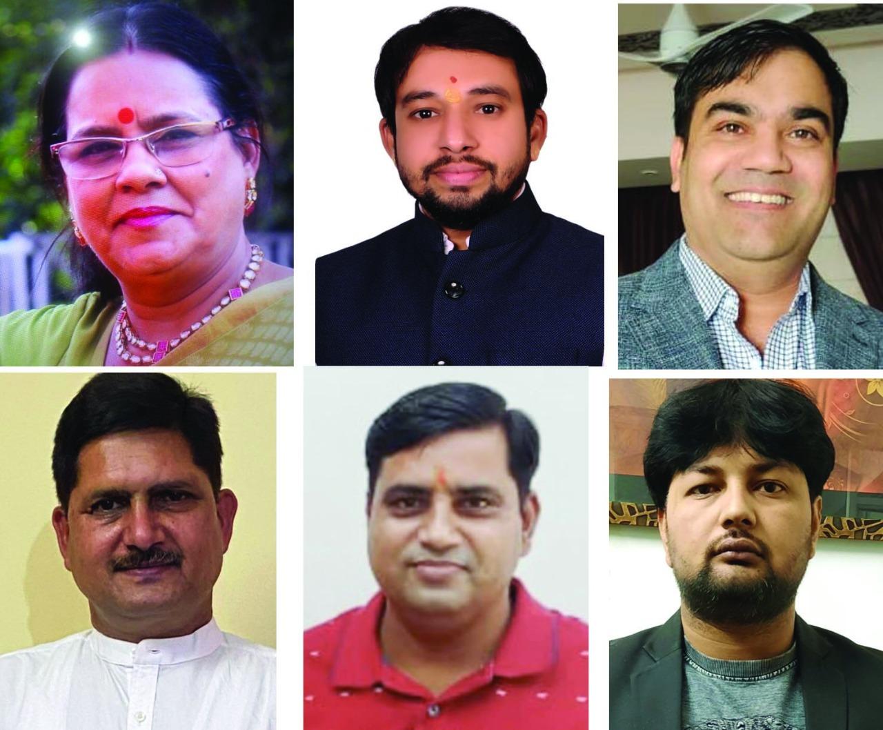 सत्य प्रताप शर्मा, अजय शर्मा, नरोत्तम वत्स व अभिषेक ठाकुर ने बनाया अस्पताल