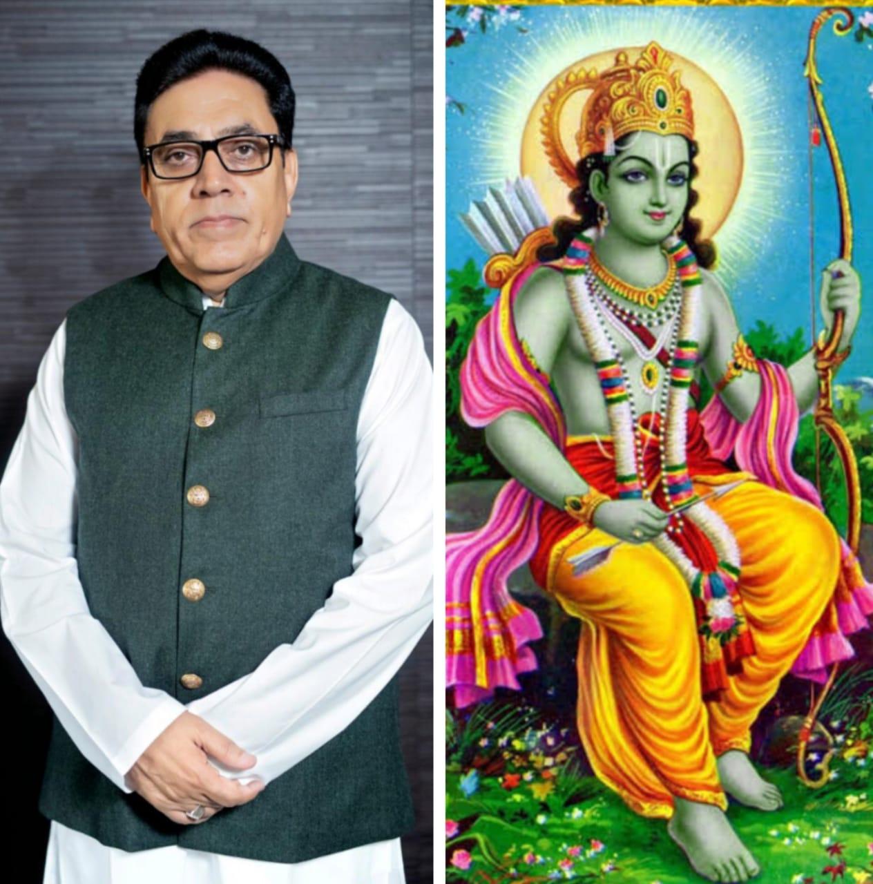 राम भक्तों के लिए पर्व का दिन है 5 अगस्त : बोधराज सीकरी