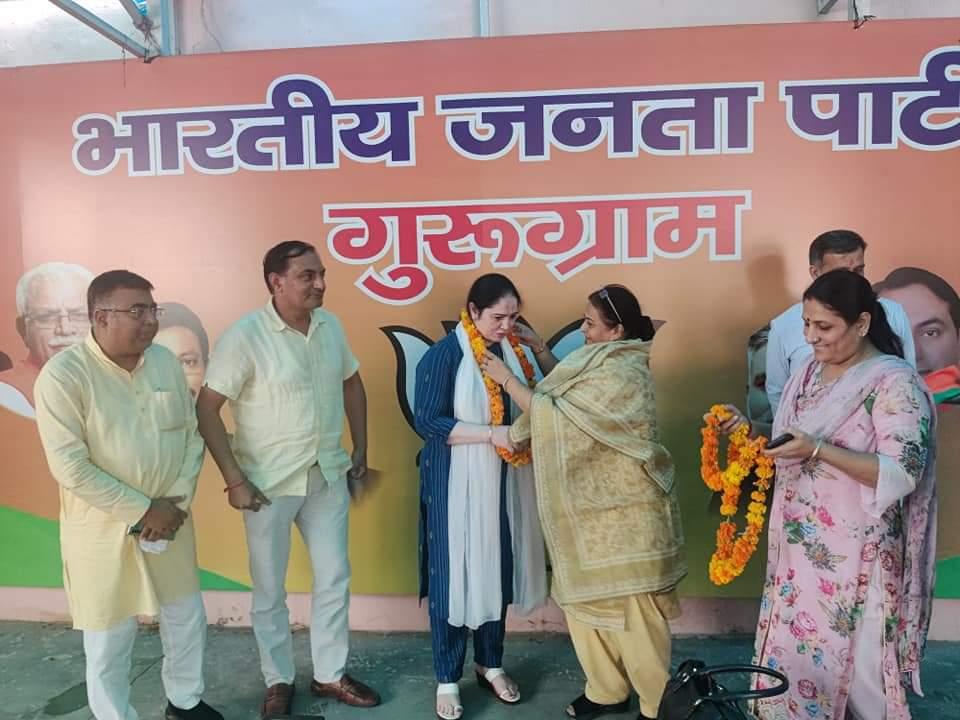 raman rathi BJP