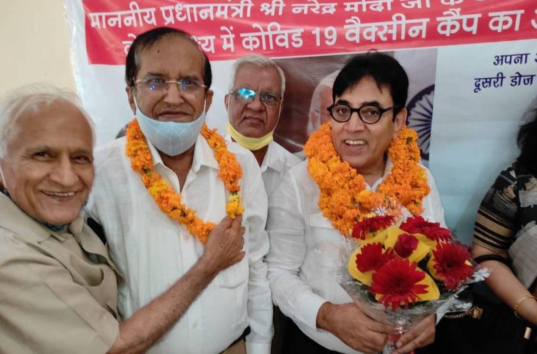 समाज सेवा ही प्रधानमंत्री मोदी को जन्मदिन का सबसे बड़ा तोहफा: बोधराज सीकरी